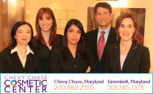 Chevy Chase Cosmetic Center Email Header