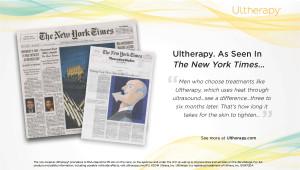 UltherapyNew York TimesDec14