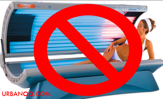 tanning salons may pose higher risk of getting skin cancers People who have _____ _____ as children and adolescents are at higher risk for skin cancer severe sunburn true or false: people with dark skin do not get sunburns.
