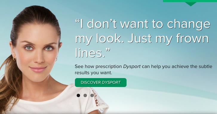 Dysport Wrinkle Reducer