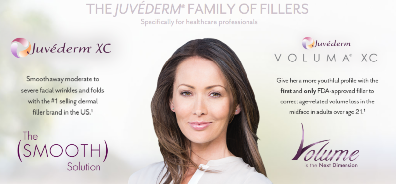 Juvederm and Botox Deal Chevy Chase Cosmetic Center