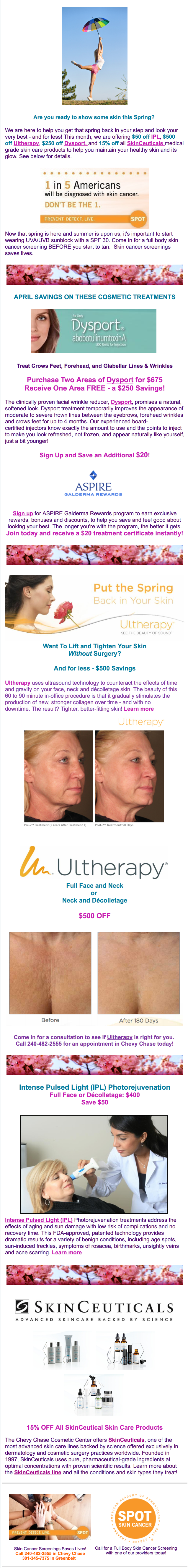 Ultherapy Discount Maryland