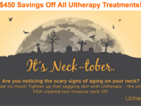 Ultherapy Treatments in MD