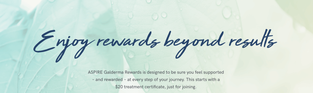 Rewards Program for Restylane and Dysport